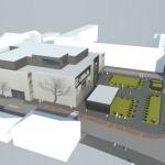 Projekt obchodního centra u nádraží má problém s parkovacími místy, bez dotace města nevznikne