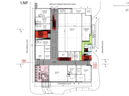 Město vsouvislosti svýstavbou obchodní galerie utratí 55 milionů