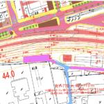 Náhled z projektu samotné rekonstrukce nádraží